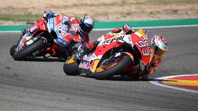 Jadwal MotoGP Thailand di Sirkuit Buriram