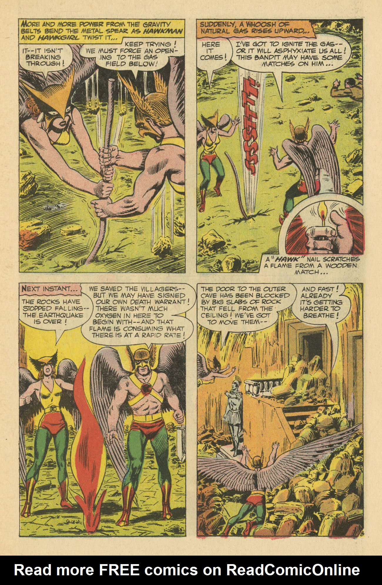 Hawkman (1964) issue 20 - Page 11