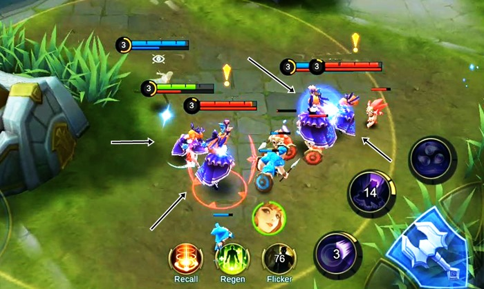 Best Build Guinevere New Hero Fighter Mage Moblie Legends