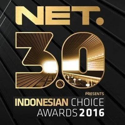 Daftar Lengkap Pemenang NET 3.0 Present Indonesian Choice Awards 2016