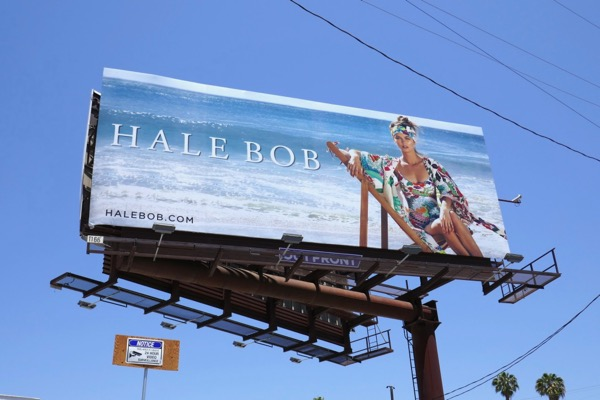 Hale Bob Summer prints 2018 billboard