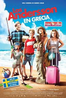Los Andersson en Grecia (2012) Online