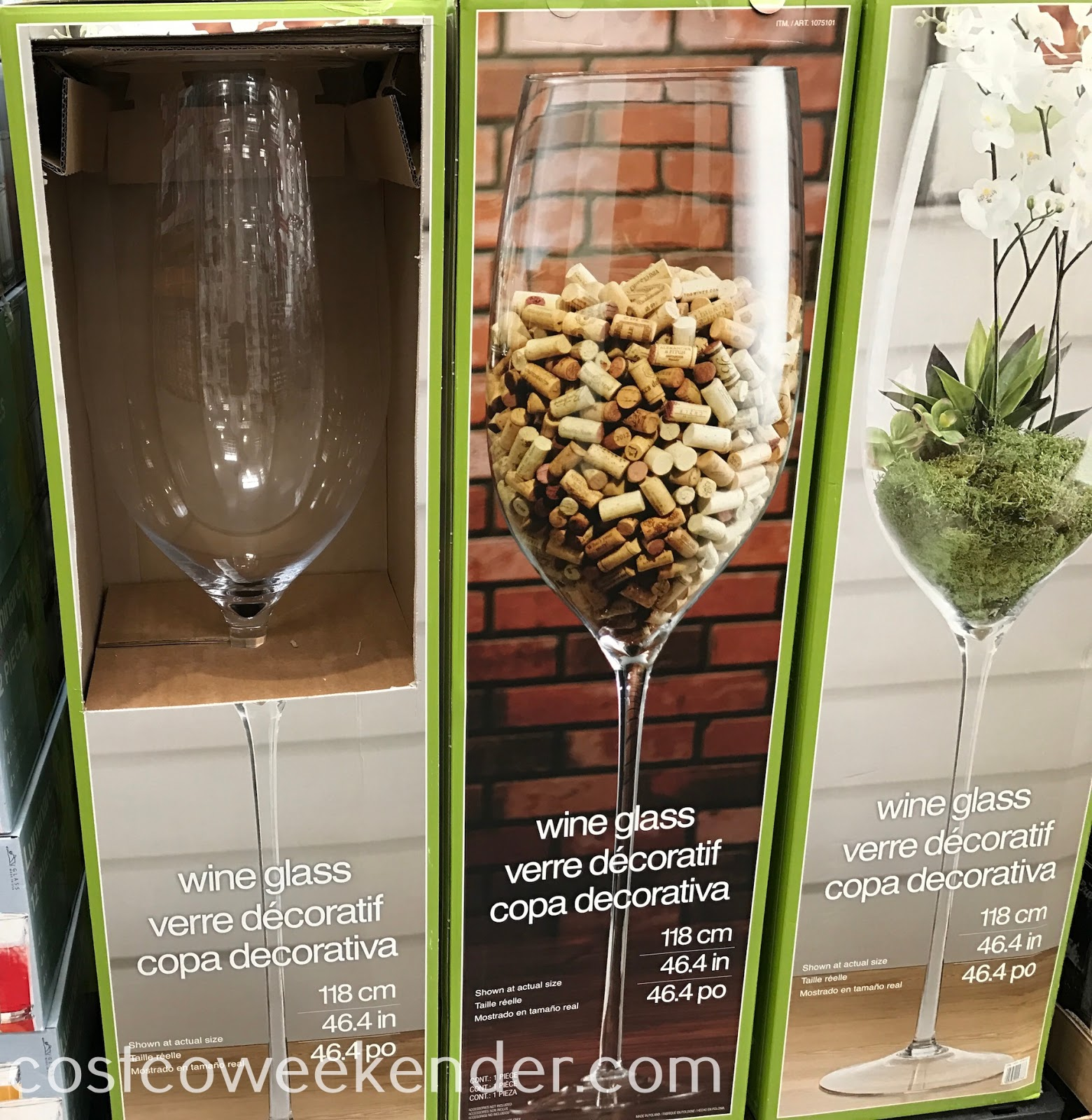 5975326d8a6 Decorative Wine Glass Costco - Glass Designs
