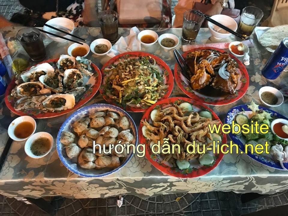 Các món hải sản ngon ở Đà Nẵng, ăn thoải mái, giá cực rẻ