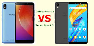 infinix smart 2 vs tecno spark 2