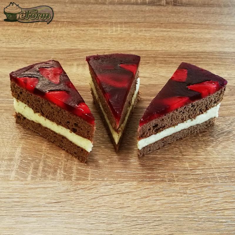 paleo sacher torta bez mlieka, bez cukru, bez múky