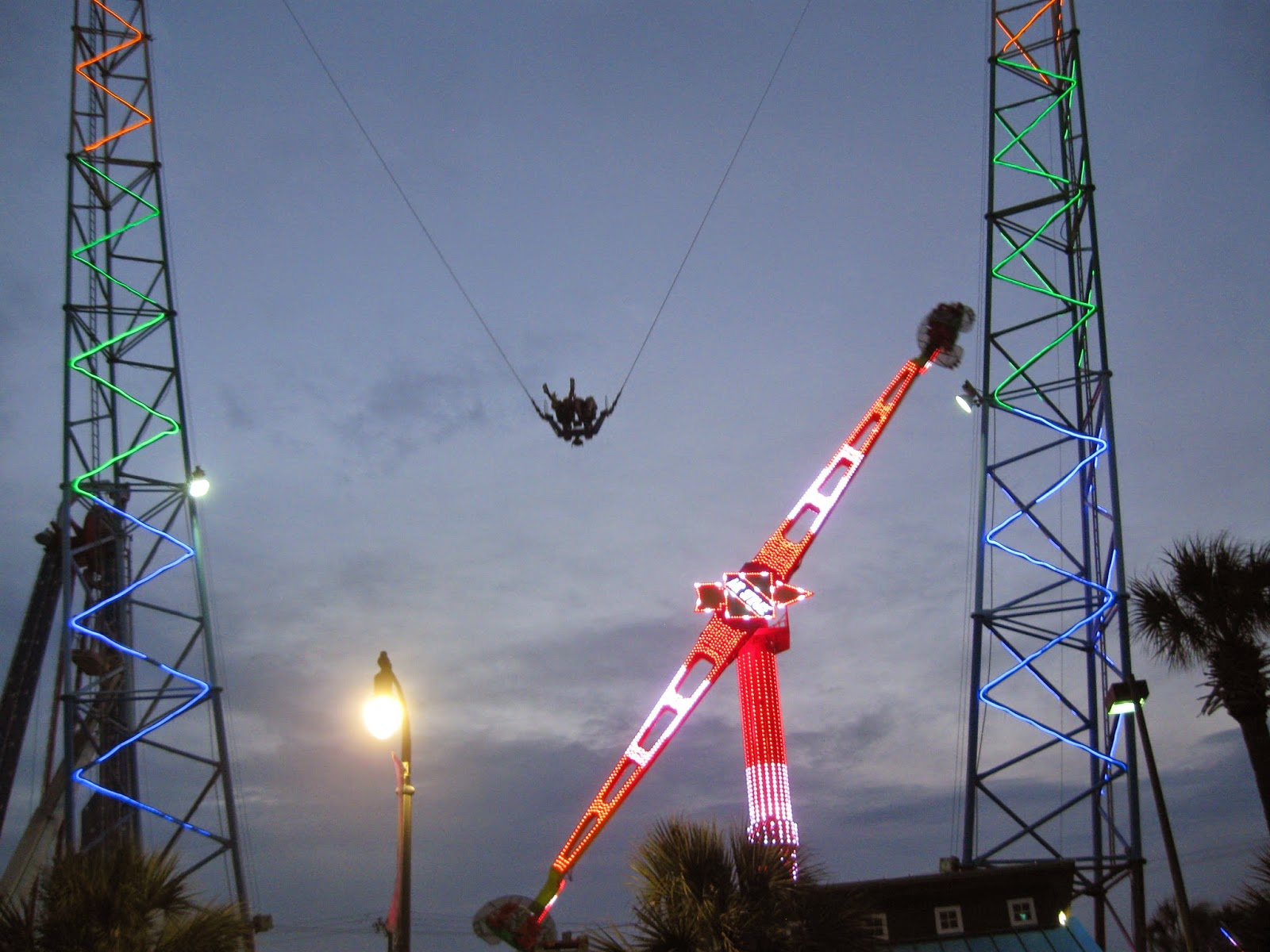 Myrtle Beach Attractions The Slingshot