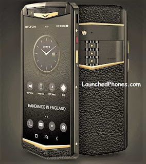 is launched together with this is a handmade mobile telephone Vertu Aster P launched at the cost of $14,146