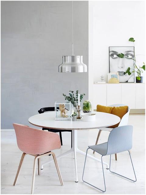 Sala de jantar: como devo combinar mesa e cadeira? Blog Achados de Decoração
