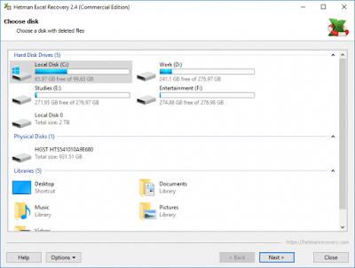 Hetman Data Recovery Serial Key