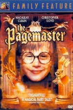 Watch The Pagemaster (1994) Megavideo Movie Online