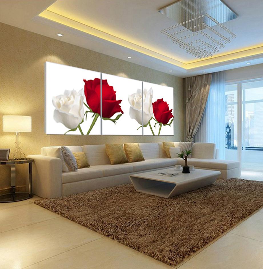 Arte y entretenimiento como colocar tus cuadros correctamente for Cuadros para decorar salas pequenas