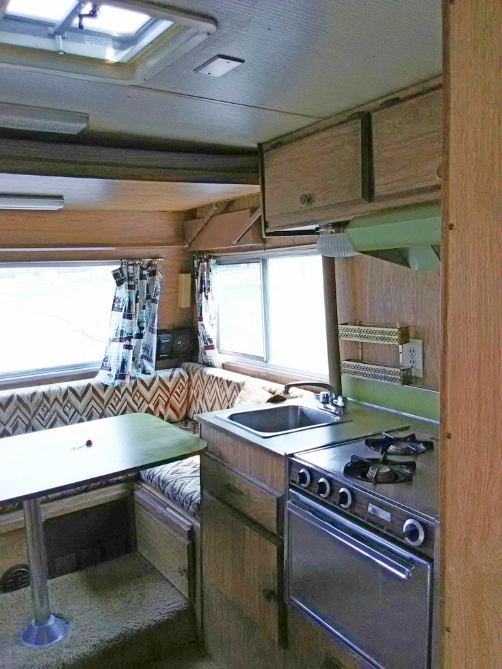 RV before picture