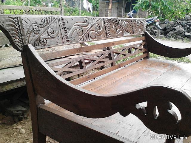 51 Koleksi Model Kursi Kayu Kuno Gratis Terbaru