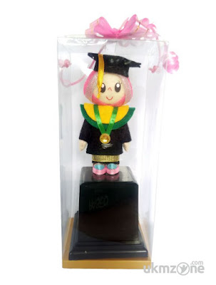 Suvenir souvenir boneka wisuda boneka profesi AA Collection UMKM UKM IKM Depok - UKM Zone