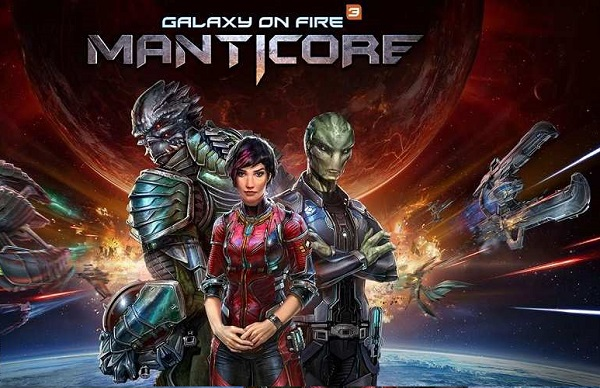 Download Galaxy on Fire 3 Mod Apk Data Game