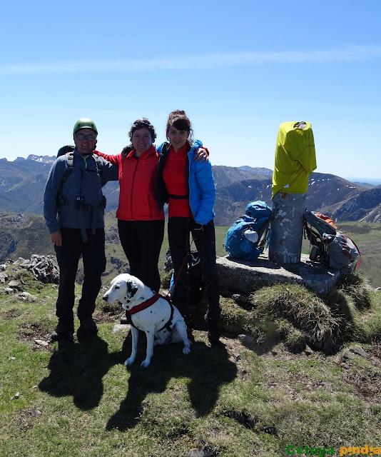 Encuentros en el Pico la Tesa en el Parque Natural de Ubiñas-La Mesa