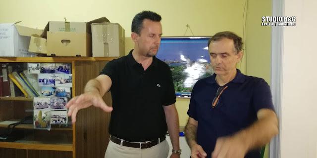 Ο Καμπόσος δρομολογεί λύση για το θέμα των ΕΛΤΑ στη Νέα Κίο