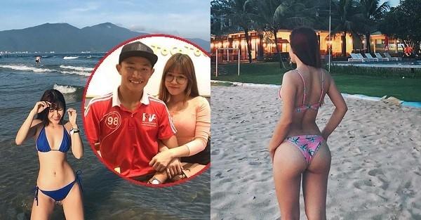 Điểm danh các nàng WAG khoe ảnh Bikini cực HOT bên cạnh cầu thủ U23 Việt Nam