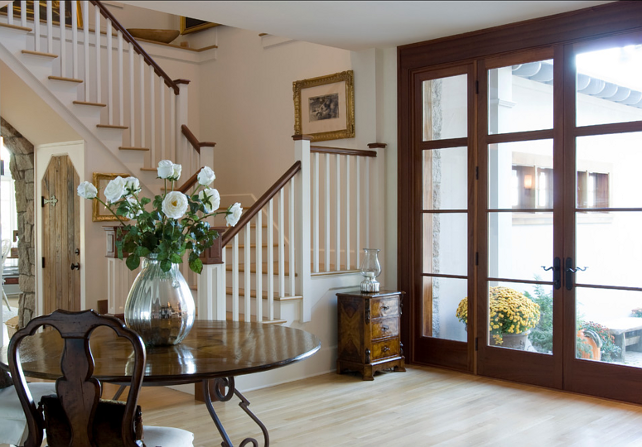 New Home Interior Design: Maine Beach Cottage