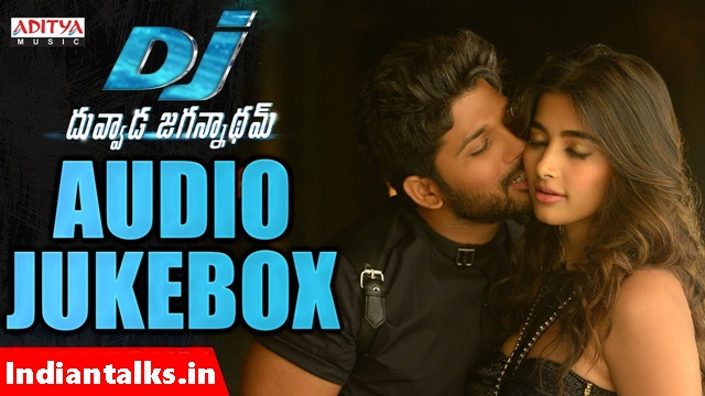 Duvvada Jagannadham Jukebox Songs