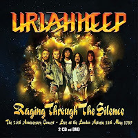 Uriah Heep's Raging Through The Silence