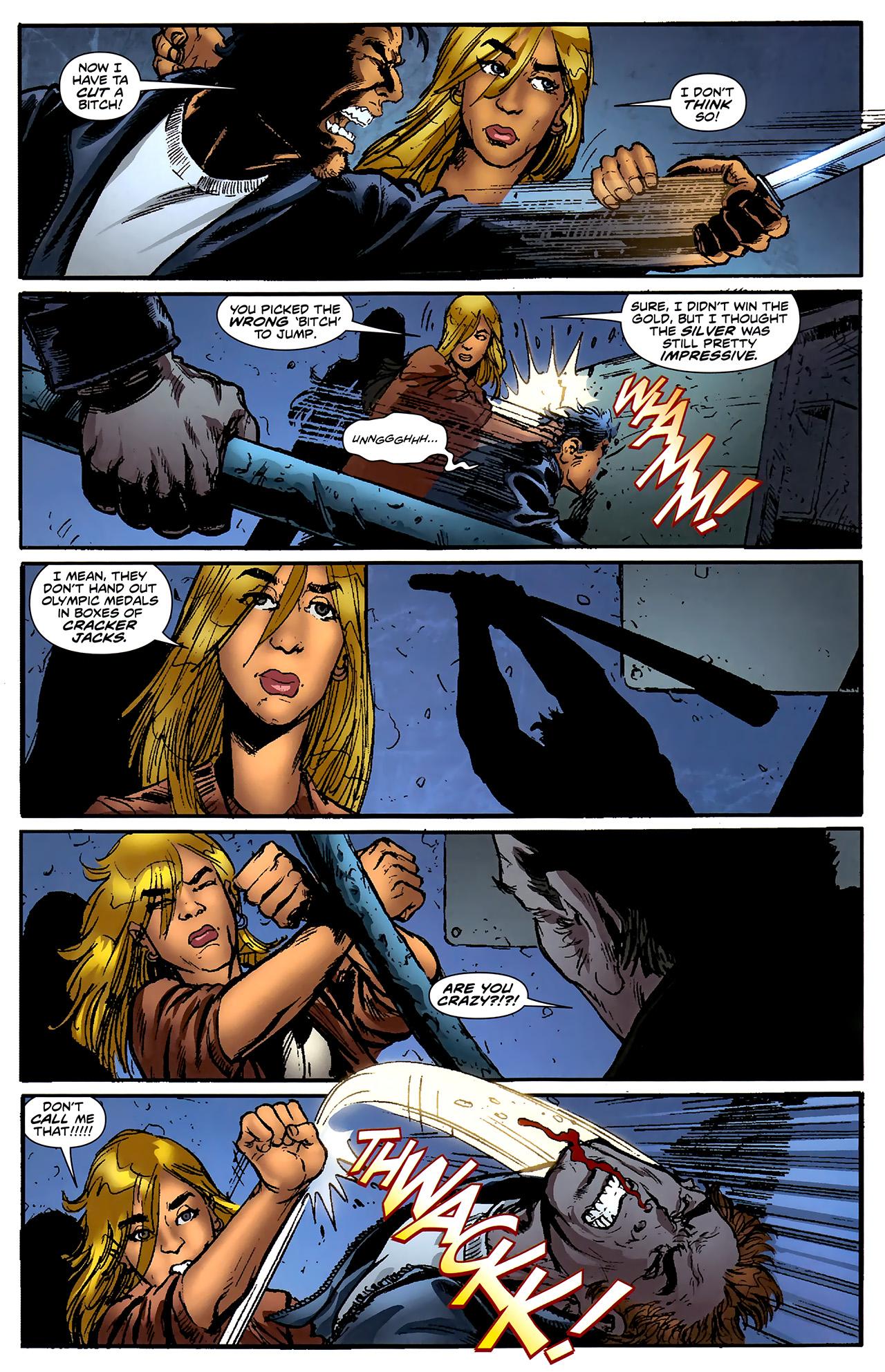 Read online ShadowHawk (2010) comic -  Issue #2 - 5