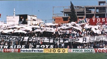 4c5cc8a16a South Side Boys - Ultras Farense  Um Pouco de História