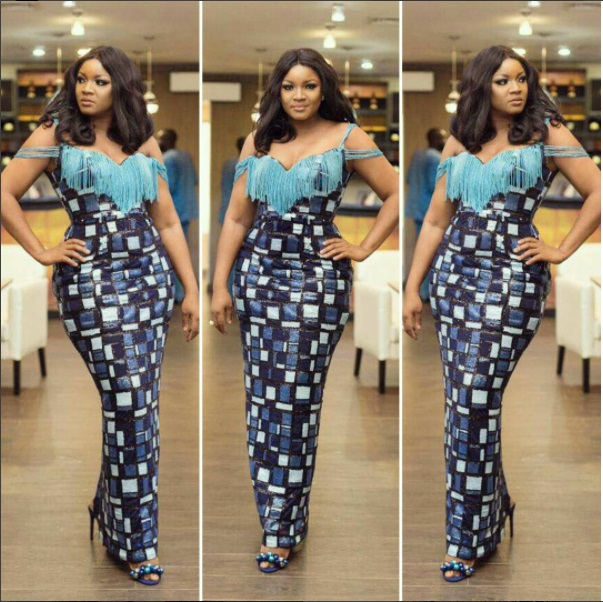 Most Curvy Nigerian Celebrities