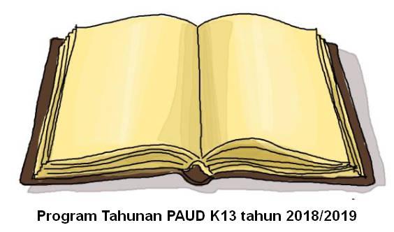 Program Tahunan PAUD K13 tahun 2018-2019