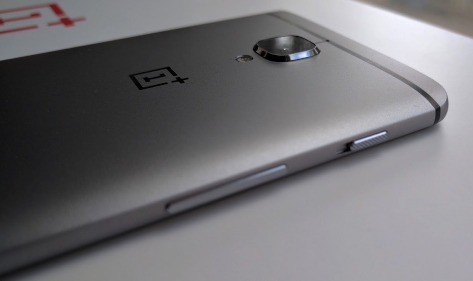 OnePlus Officially Confirms OnePlus 3T Is Coming With 'T' Branding