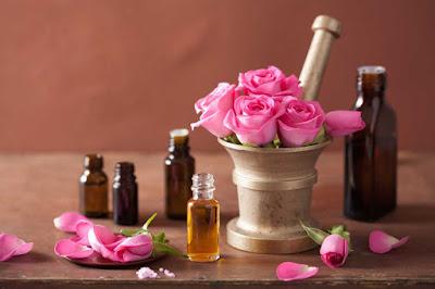 Hướng dẫn sử dụng tinh dầu hoa hồng đúng cách
