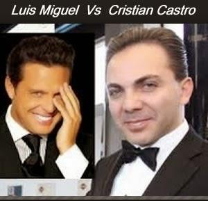 Cristian Castro dice que luis miguel le quito a daisy fuentes