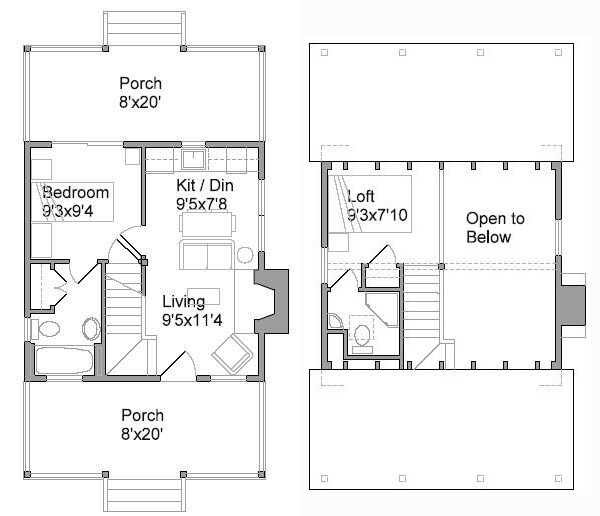 Tiny House Plans Exotic House Interior Designs