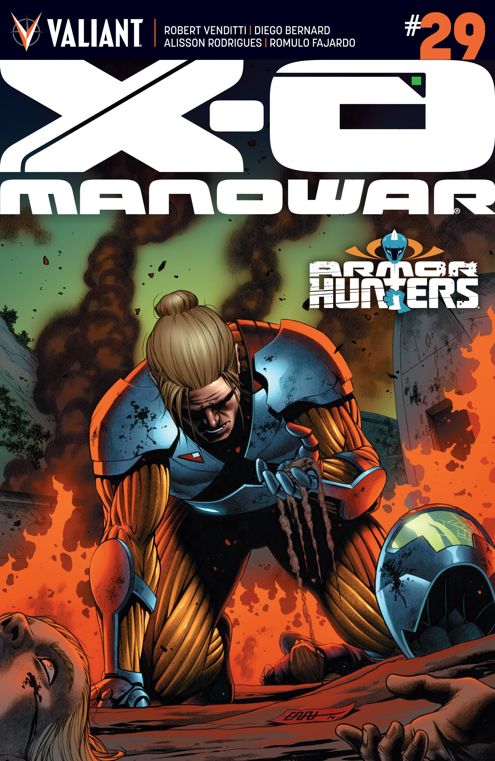 X-O Manowar (2012) 29 Page 1