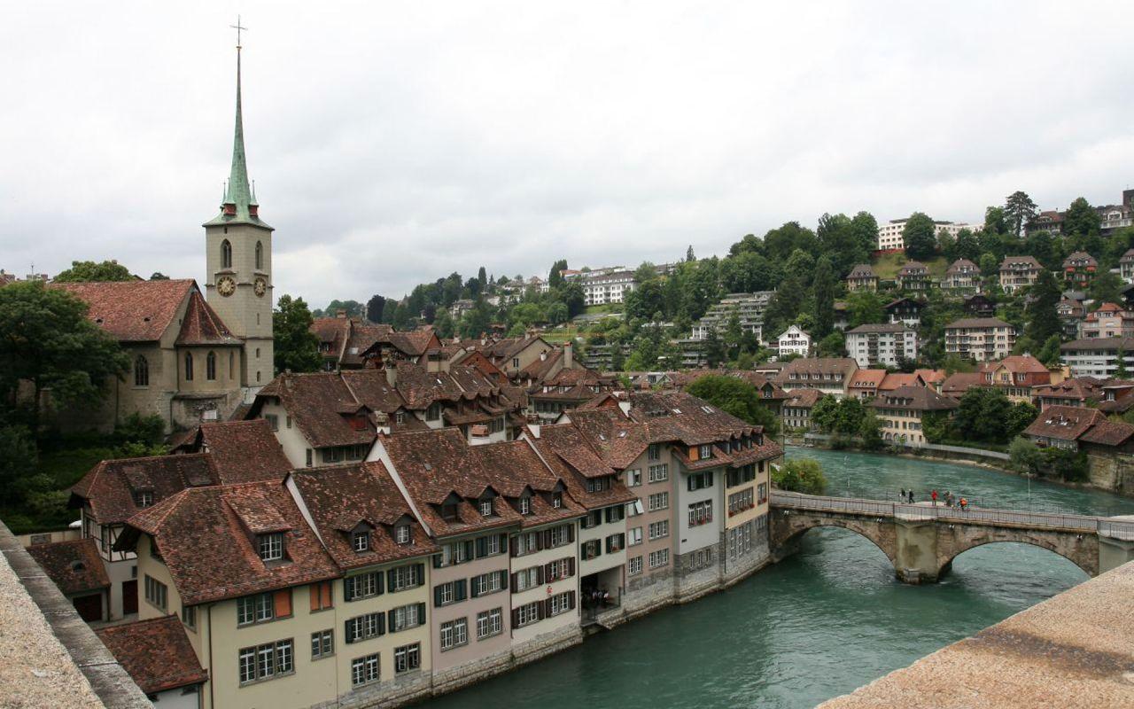 GLOBE IN THE BLOG: Berne, Switzerland