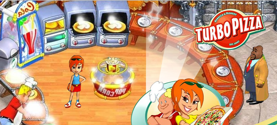 Turbo Pizza Download Free Online Cooking Game