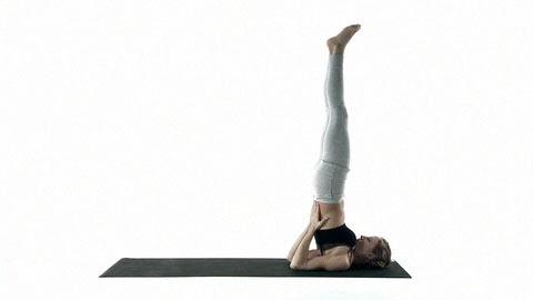 thewaytoahealthierme yoga poses for thyroid health