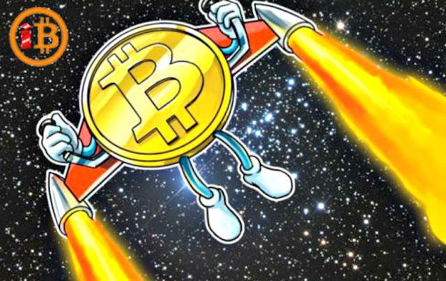 Bitcoin Kembali Ke Harga 10.000 USD
