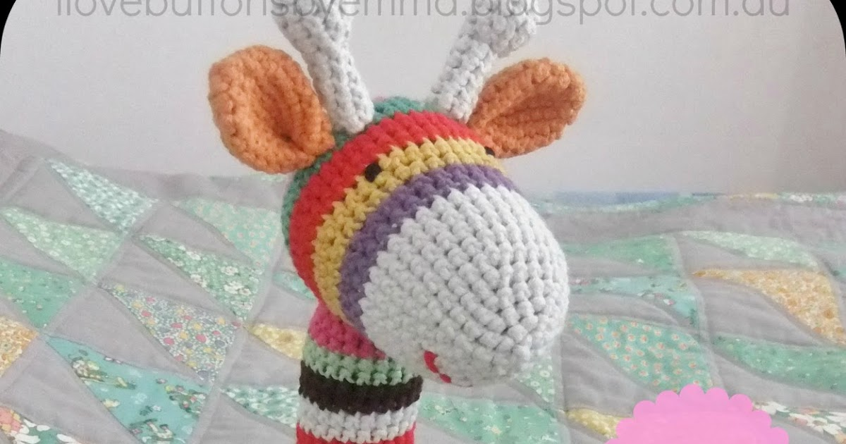 Free Giraffe Crochet Afghan Pattern : Craftdrawer Crafts: Free Pattern Friday Crochet Striped ...