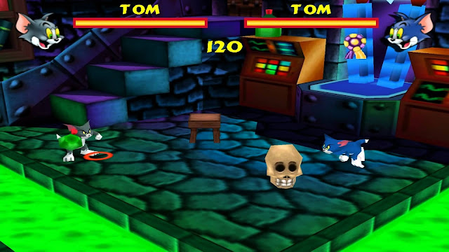 Tom and Jerry – Fists of Fury PC Game Free Download Screenshot 1