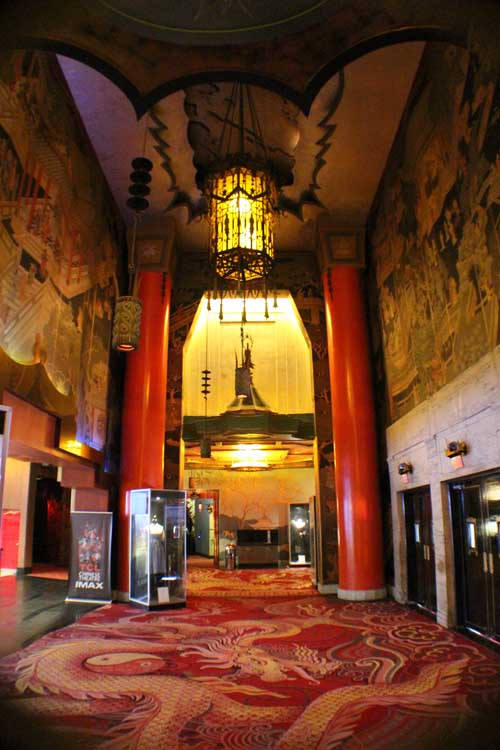 Out About Hollywoods Historic Tcl Chinese Theatre Still