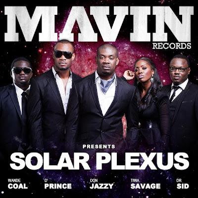 don jazzy's Mavin Records