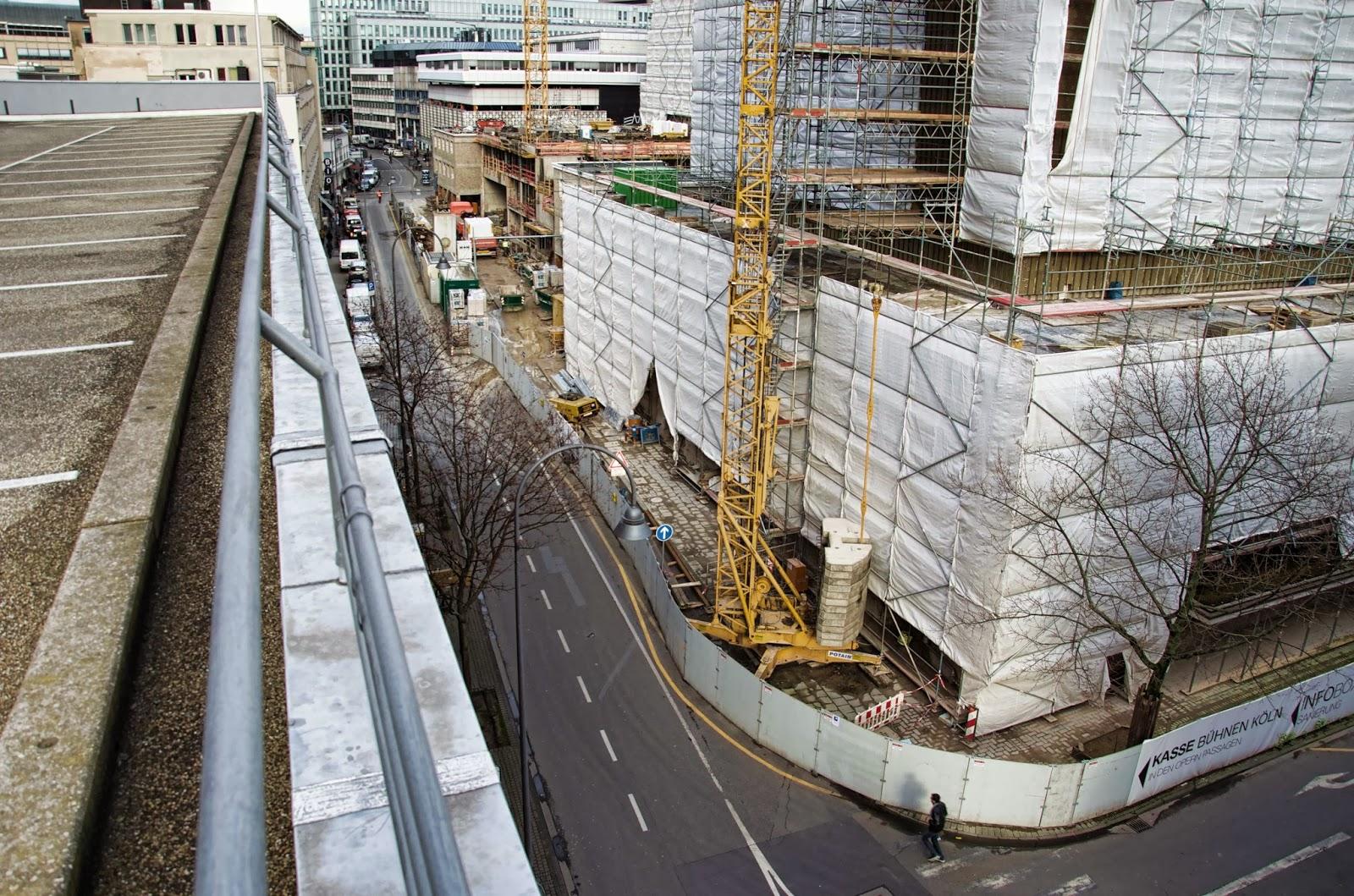 Köln Baustellen