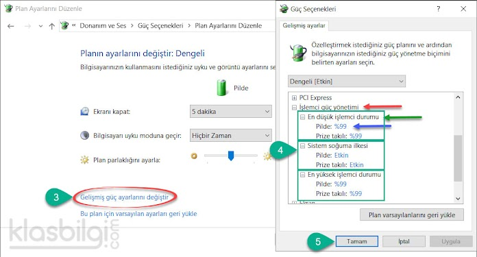 Windows 10 FPS Düşme Sorunu Çözümü, Oyunlarda Donma