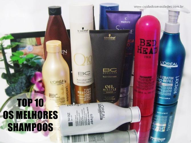 Meus Shampoos Favoritos!