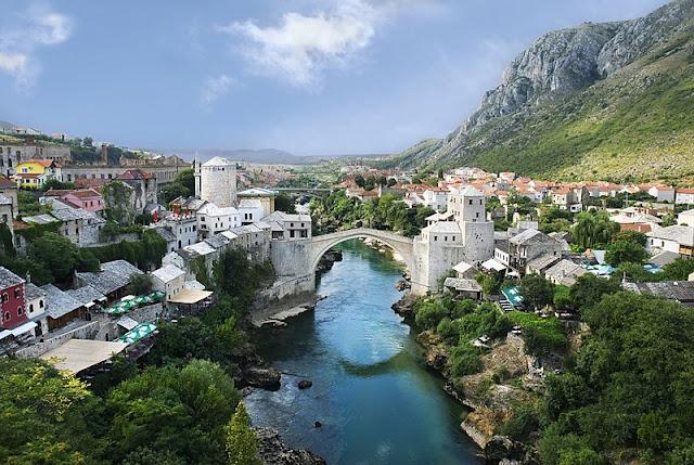 Mostar's Stari Most