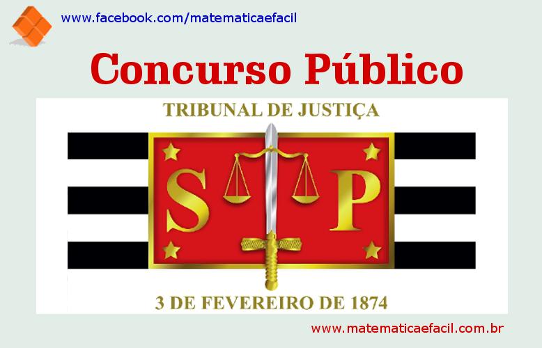 Grupo de estudos para o concurso do Tribunal de Justiça / TJ – SP