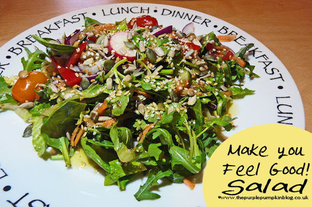Make You Feel Good!! Salad