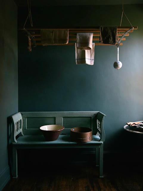 deVol kitchen showroom, farrow & ball style, interiors blogger, moody interiors